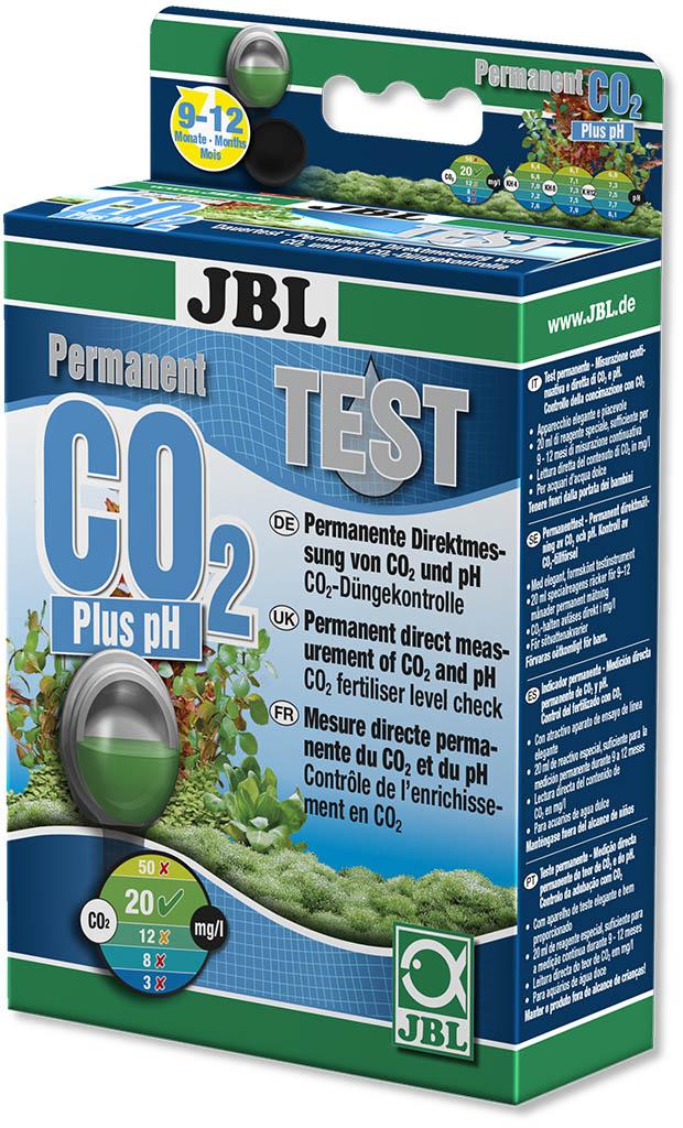 JBL CO2-PH SABIT TEST