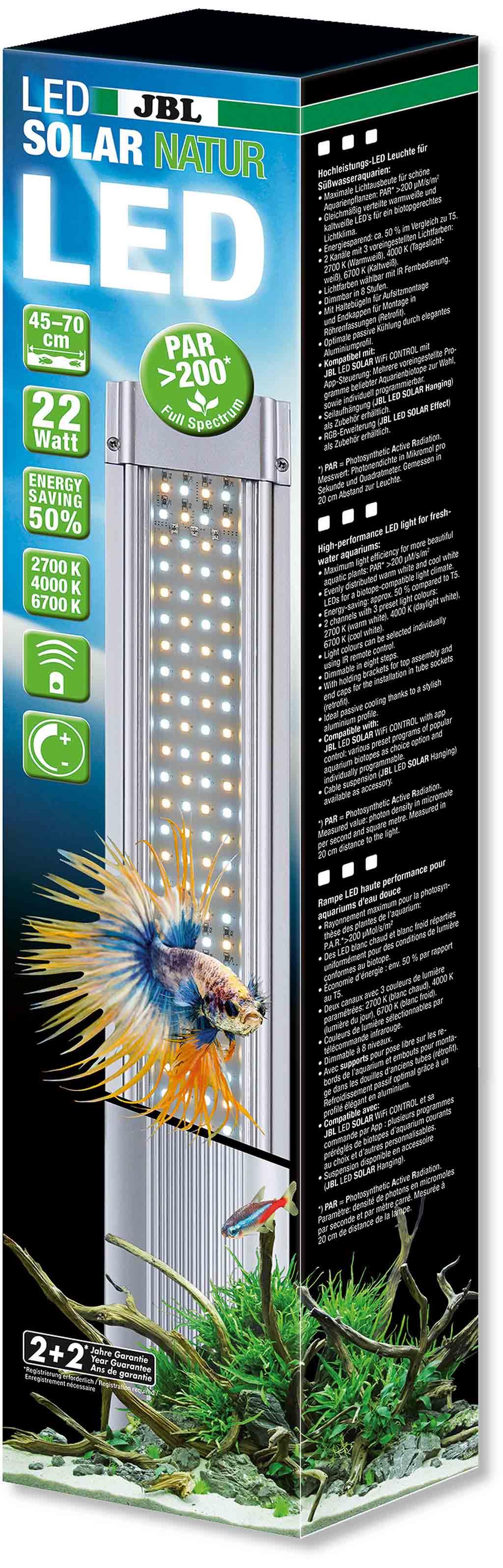 JBL LED SOLAR NATUR 22 W 438 MM