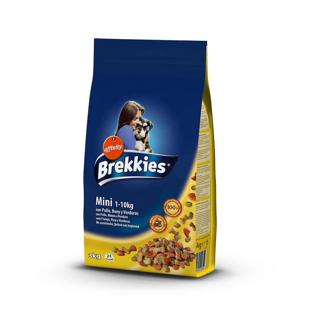 BREKKIES EXCEL DOG MİNİ 3 KG