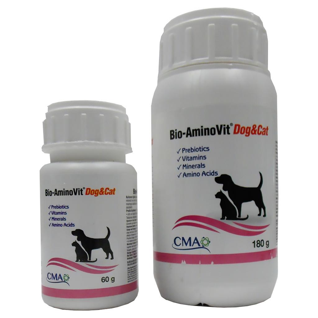 CMA Bio Aminovit Kedi Ve Köpekler İçin Probiyotik 60 Gr.