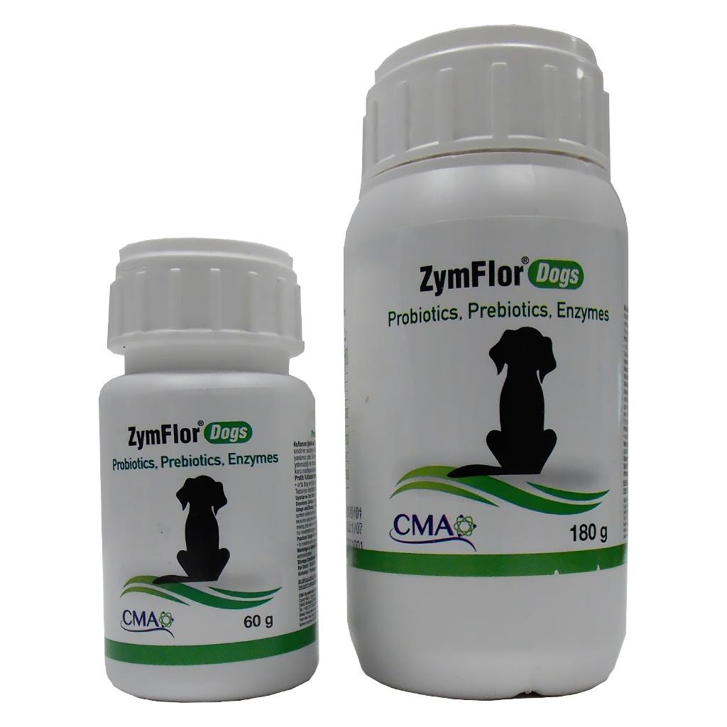 CMA Zym Flor Köpekler İçin Sindirim Düzenleyici Probiyotik 180Gr