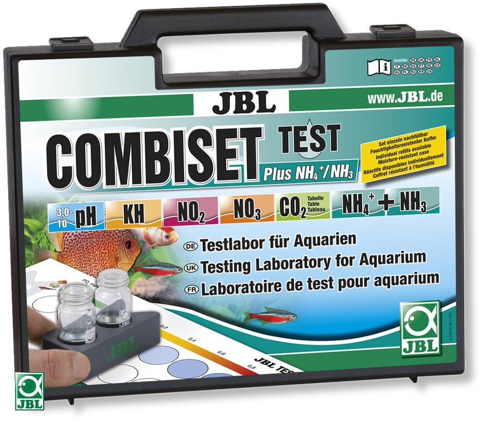 JBL COMBİSET+NH4 TEST SETİ (7 TEST)
