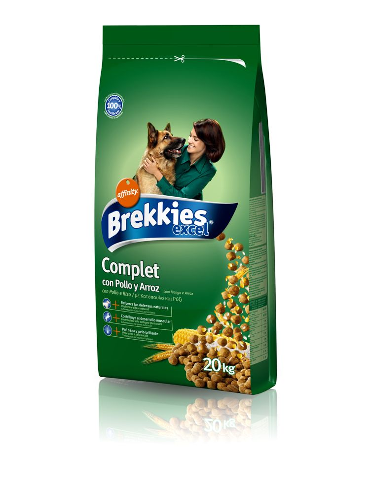 BREKKİES EXCEL DOG COMPLET 20 KG